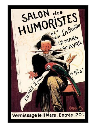 Salon Des Humoristes