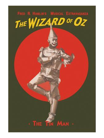 The Wizard of Oz - the Tin Man