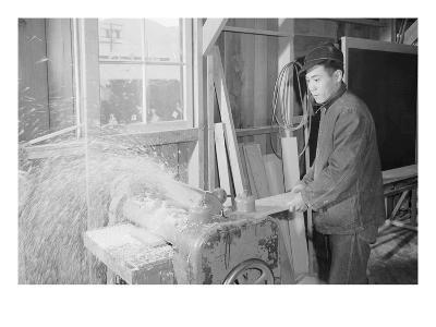 Hidimi Tayenaka (Woodworker),