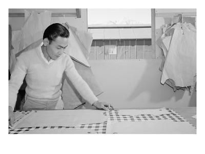 Bert K. Miura (Pattern Making)