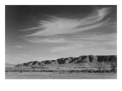 View South from Manzanar to Alabama Hills