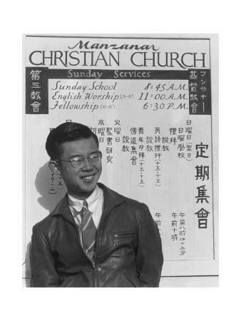 Tatsuo Miyake (Student of Divinity)