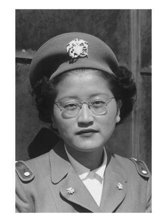 Miss Kay Fukuda, U.S.C.N.