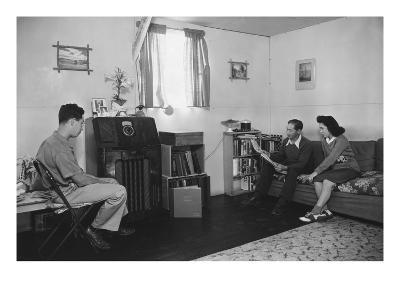 Yonemitsu Family, Son - Michael, Sister - Lucy Toshiko, Father