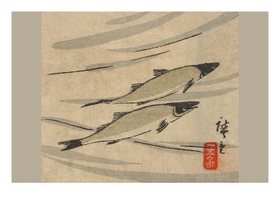 River Trout (Ayu Zu)