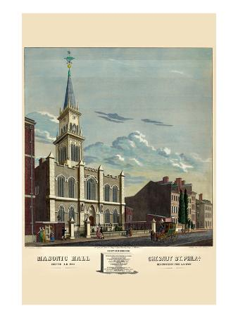 Symbols - Masonic Hall - Philadelphia