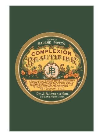 Madame Pivet's Complexion Beautifier