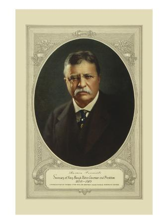 Theodore Roosevelt, Secretary of Navy, Rough Rider, Governor and President
