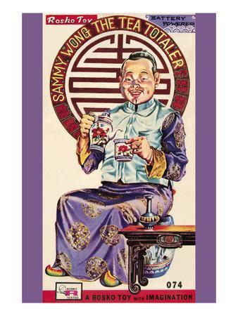 Sammy Wong the Tea Totaler