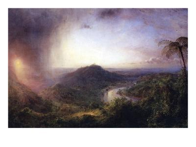 The Valley of St. Thomas, Jamaica