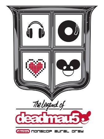 deadmau5, the legend of - Electro -  Nonstop Aural Orgy
