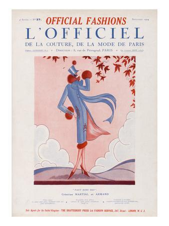 L'Officiel, September 1924 - Faut Dire Oui