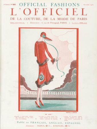 L'Officiel, October 1925 - de Loin