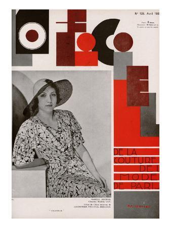 L'Officiel, April 1932 - Bagatelle