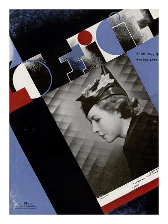 L'Officiel, March 1933 - Allegro Jean Patou