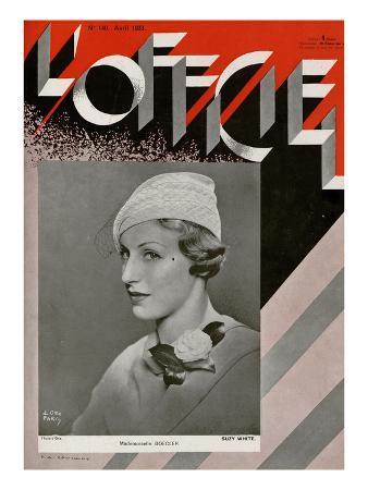 L'Officiel, April 1933 - Mle Boecler