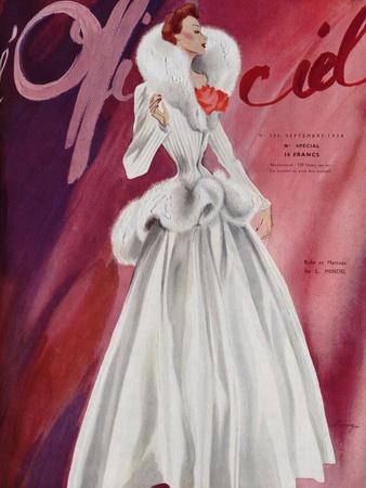 L'Officiel, September 1938 - L. Mendel