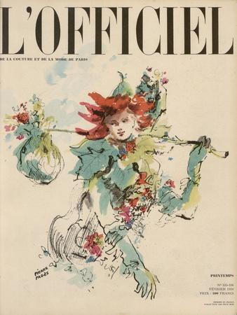 L'Officiel, February 1950 - Printemps
