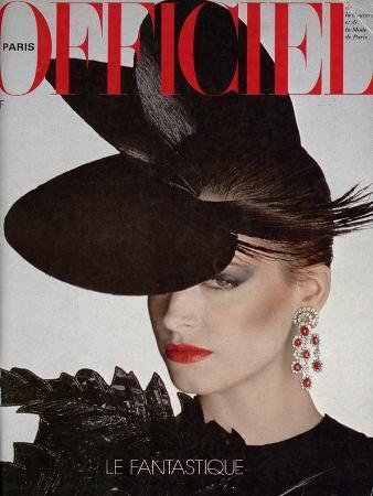 L'Officiel, May 1980
