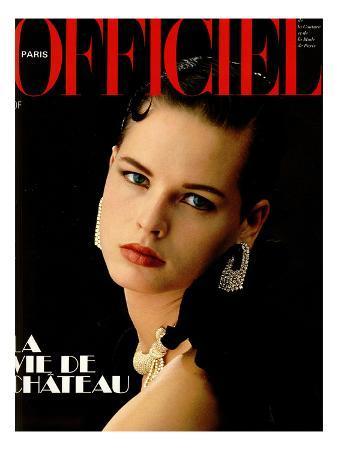 L'Officiel, December 1985 - Bernard Perris