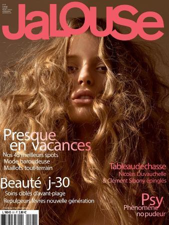 Jalouse, June 2006 - Flavia