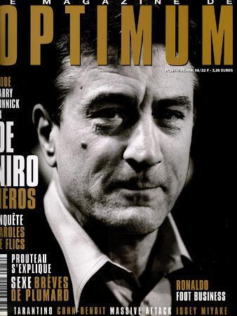 L'Optimum, April-May 1998 - Robert de Niro
