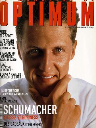 L'Optimum, June-July 1999 - Michael Schumacher