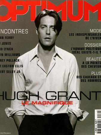 L'Optimum, November 1999 - Hugh Grant