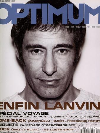 L'Optimum, June-July 2000 - Gérard Lanvin