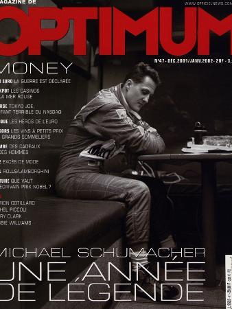 L'Optimum, December 2001-January 2002 - Michael Schumacher