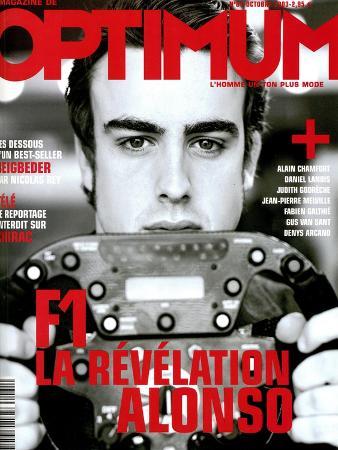 L'Optimum, October 2003 - Fernando Alonso
