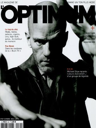 L'Optimum, October 2004 - Michael Stipe