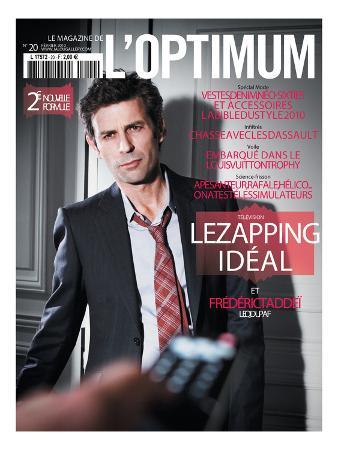 L'Optimum, February 2010 - Frédéric Taddeï
