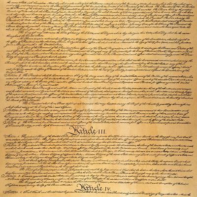 The Constitution, 1787