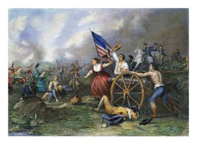 Molly Pitcher: Monmouth