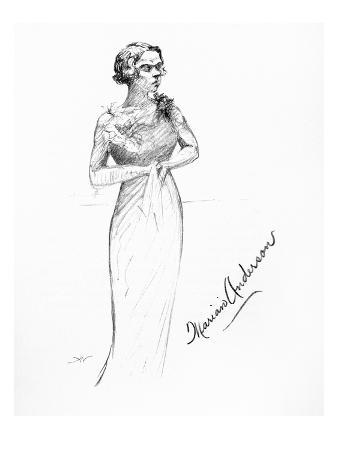 Marian Anderson (1897-1993)