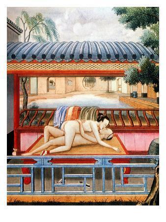 China: Art, Erotica
