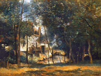 Corot: The Mill