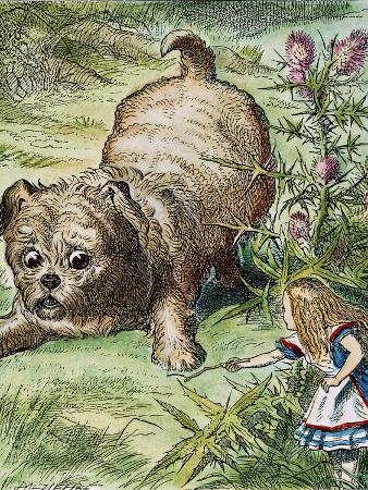 Carroll: Alice, 1865