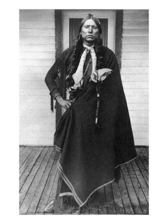 Quanah Parker (1845?-1911)