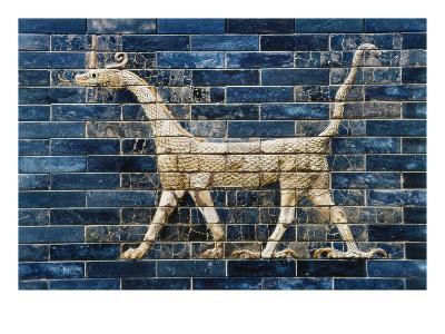 Babylon: Ishtar Gate 600 BC