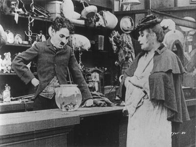 Chaplin: 'The Pawnshop'