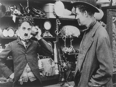 Chaplin: 'The Pawnshop'