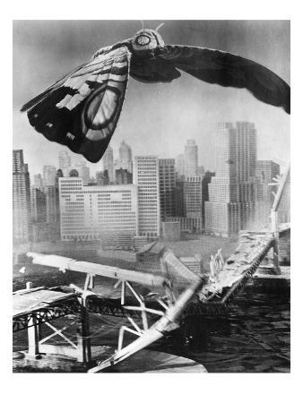 Mothra, 1961
