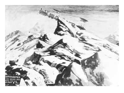 Melies: Backdrop, 1904