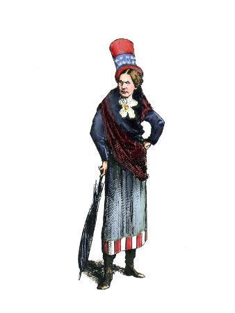 Susan B Anthony (1820-1906)