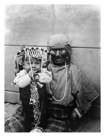 Northwest Native Americans, c1902
