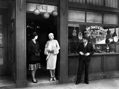 Pawn Shop, c1925