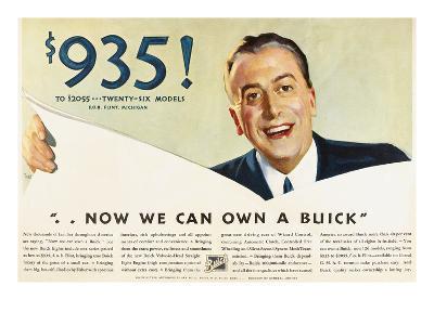 Ads: Buick, 1932