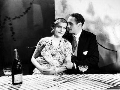 Film Still: Couple
